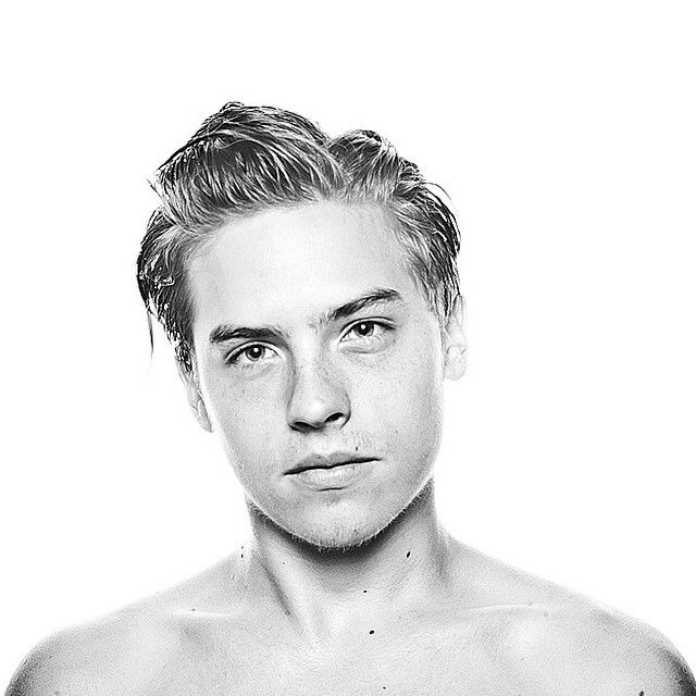 Photos sprouse photos cole dylan cumshot well