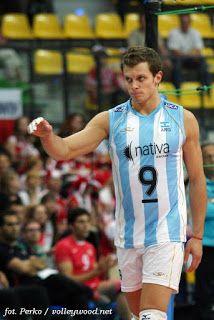 Famous Volleyball Players - Rodrigo Quiroga