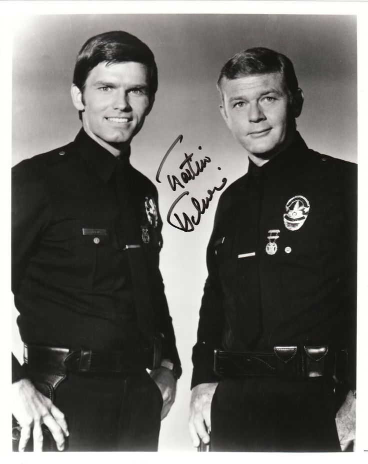 Adam-12 - Kent McCord looked like Jim Caviezel.