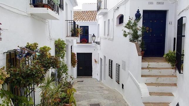 17 best images about m laga provincia spain las mejores - Hotel en ronda con encanto ...