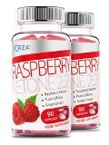 Forza Raspberry Ketone 2:2:1 (2 Bottles) - Strong Fat Burners with Pure Raspberry Ketones - Natural Slimming Pills for Fast Weight Loss (180 Capsules) - http://www.painlessdiet.com/forza-raspberry-ketone-221-2-bottles-strong-fat-burners-with-pure-raspberry-ketones-natural-slimming-pills-for-fast-weight-loss-180-capsules/