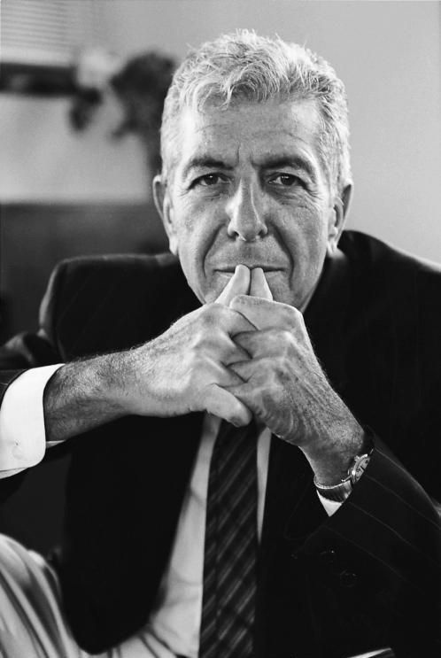 Leonard Cohen  A legend. We lost a lot of musicians in 2016, but this is the only one that made me shed a few tears. R.I.P.