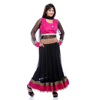 Bollywood Style Trendy Anarkali Suit For Women By Return Favors