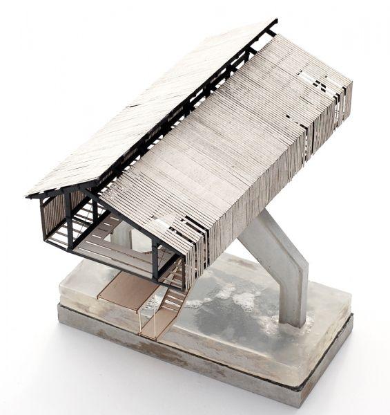 si(gh)te lines, Letica Wouk Almino, contemporary sculpture, escultura contemporánea, sculpture contemporaine