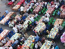 Iftar - Wikipedia, the free encyclopedia