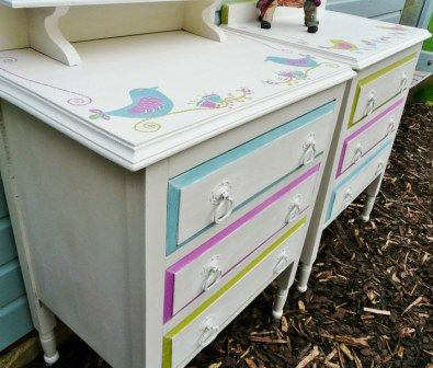 brights childrens dressing table set 2
