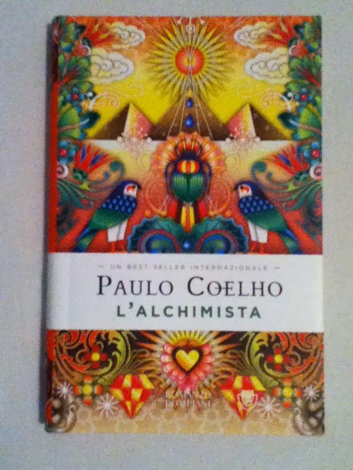 BookWorm & BarFly: L'Alchimista - Paulo Coelho (1988)