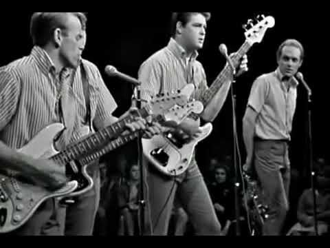 The Beach Boys - Surfer Girl ('64)...I love this song!!!