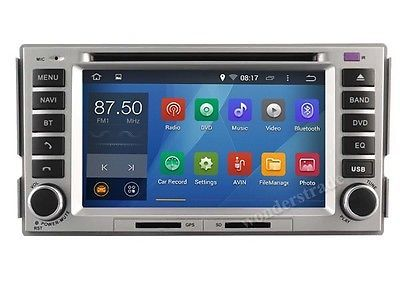 ﹩319.00. Android 5.1 Car DVD Player GPS Radio For Hyundai Santa Fe 2007  2011 3G WIFI OBD   Manufacturer Part Number - Does not apply, Screen Size - 6.2, Video Unit Type - Video Units With GPS/Nav,