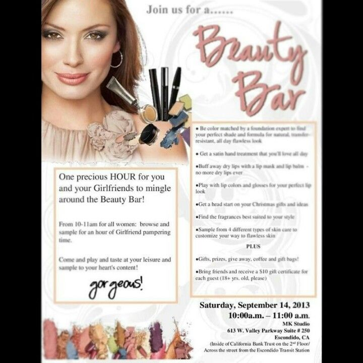Mary Kay Beauty Bar Meet Me There Mary Kay Pinterest