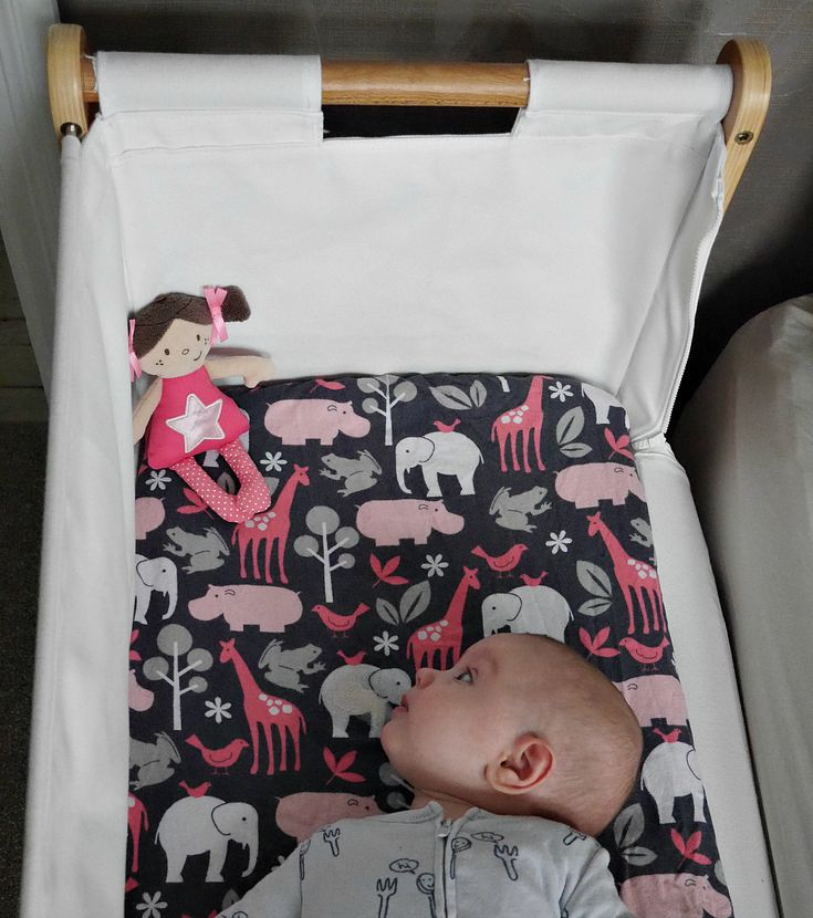Interested in the benefits of a co-sleeper cot?