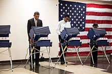 United States presidential election, 2012 - Wikipedia