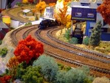 How to lay model railroad track