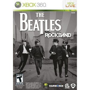 Rock Band: The Beatles (Xbox 360) - Pre-Owned