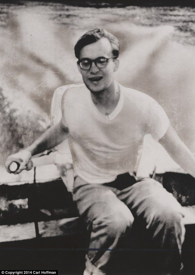 Michael Rockefeller, 23 year old son of Nelson Rockefeller. It took decades and extensive research in the Netherlands as well as the remote island in southwest New Guinea and meeting with the Asmat tribesmen for the full story and cover-up to emerge.