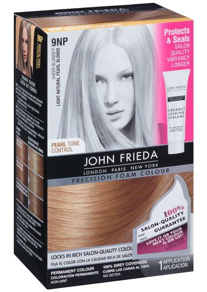 Best Hair Dyes For Gray Hair—John Frieda Precision Foam Hair Color