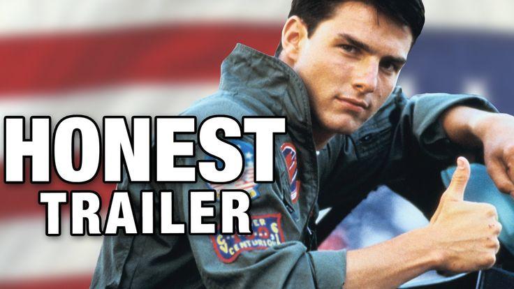 Honest Movie Trailers - Top Gun by Screen Junkies