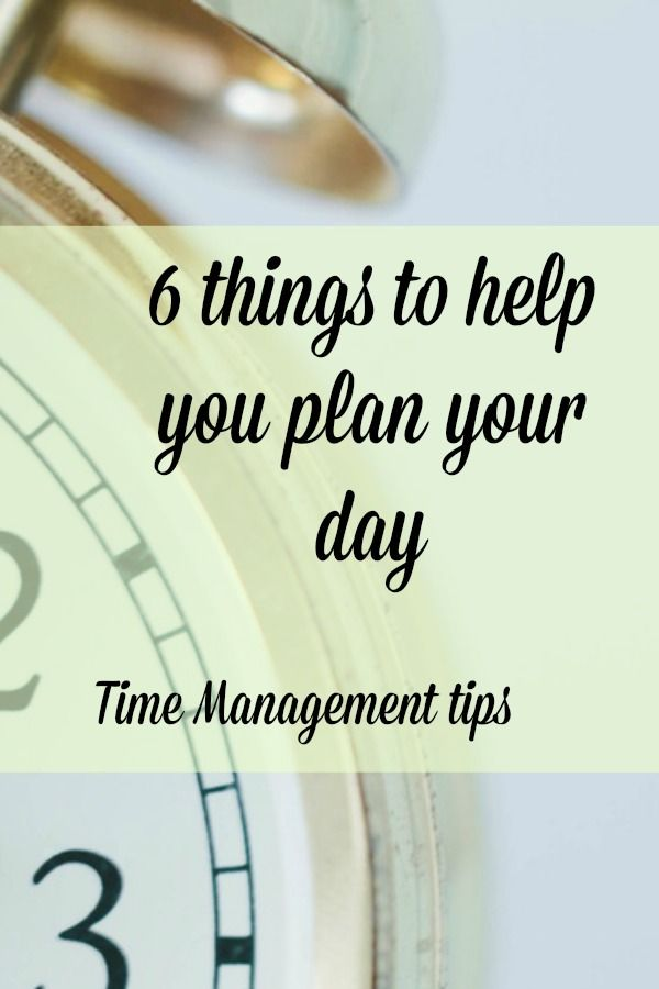 We all have the same 24 hours each day. In today's time management tip I share ideas to help you plan for the next day. Plus 6 areas you want to think about