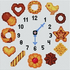 free patterns for cross-stitch... lots of goodies here !!!