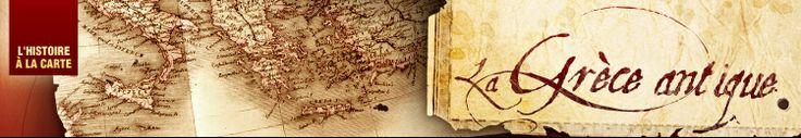 L'Histoire à la carte : le monde grec antique, Mycènes, la colonisation et le monde hellénistique
