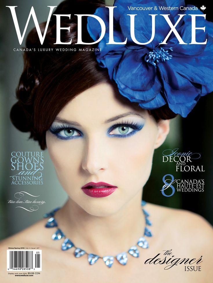 27 besten WedLuxe Magazine Covers Bilder auf Pinterest | Vancouver ...