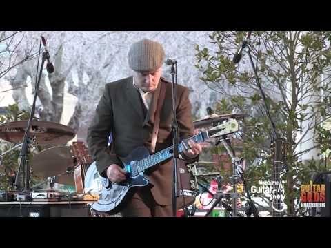 JEFF LANG - 'Cedar Grove' (Melbourne Guitar Show 2015) - YouTube