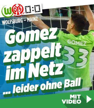 Bundesliga | Wolfsburg - Mainz Spielbericht http://www.bild.de/bundesliga/1-liga/saison-2016-2017/spielbericht-vfl-wolfsburg-gegen-1-fsv-mainz-05-am-6-Spieltag-46903870.bild.html