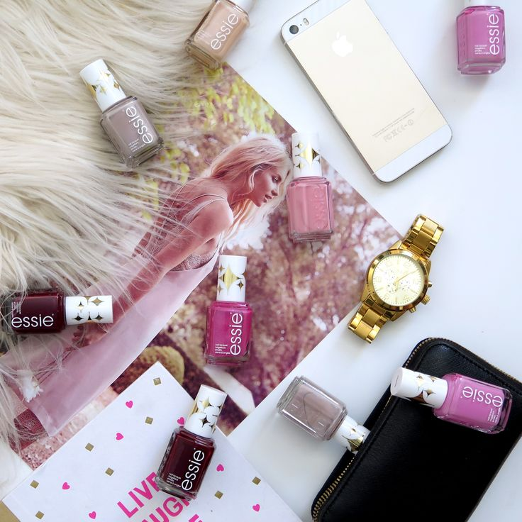 Our Retro Revival collection features the perfect hues for Autumn outfits. What's your favourite?|| DBP, Toluene and Formaldehyde free. || For the full essie range, head to: www.essie.com.au