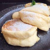 楽天が運営する楽天レシピ。ユーザーさんが投稿した「ふわふわ~♡幸せのスフレパンケーキ❀」のレシピページです。本家幸せのパンケーキは食べた事がないので別物ですが...見た目は少し近づいたかな♪レシピ編集しました。4/24ヨーグルト入はこちら1080013499。パンケーキ 幸せのパンケーキ ホットケーキ。卵,砂糖,マヨネーズ,レモン汁,牛乳,薄力粉,ベーキングパウダー,バニラオイル,トッピング用生クリームや蜂蜜
