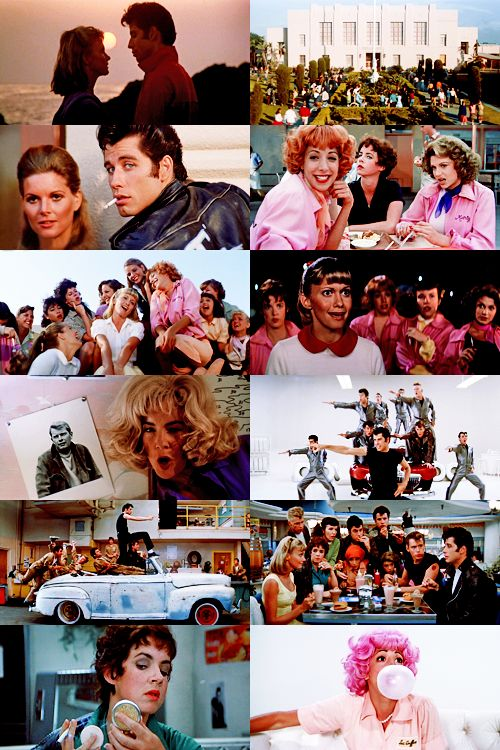 Grease love to watch this movie every summer, I couldn't live without it