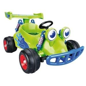 #Feber Toy Story Car #Accuvoertuig.     Prachtige elektrische #kinderauto gebaseerd op de populaire #Disney filmreeks Toy Story. De kinderauto Toy Story Car is geinspireerd op de populaire Disney films. Dit accuvoertuig heeft een 6V motor en haalt een snelheid van ongeveer 4 kilometer per uur. #speelgoed