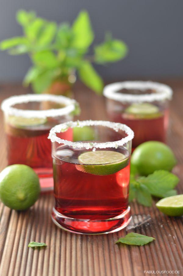 Cassis-Margarita - Rezept von Fabulous