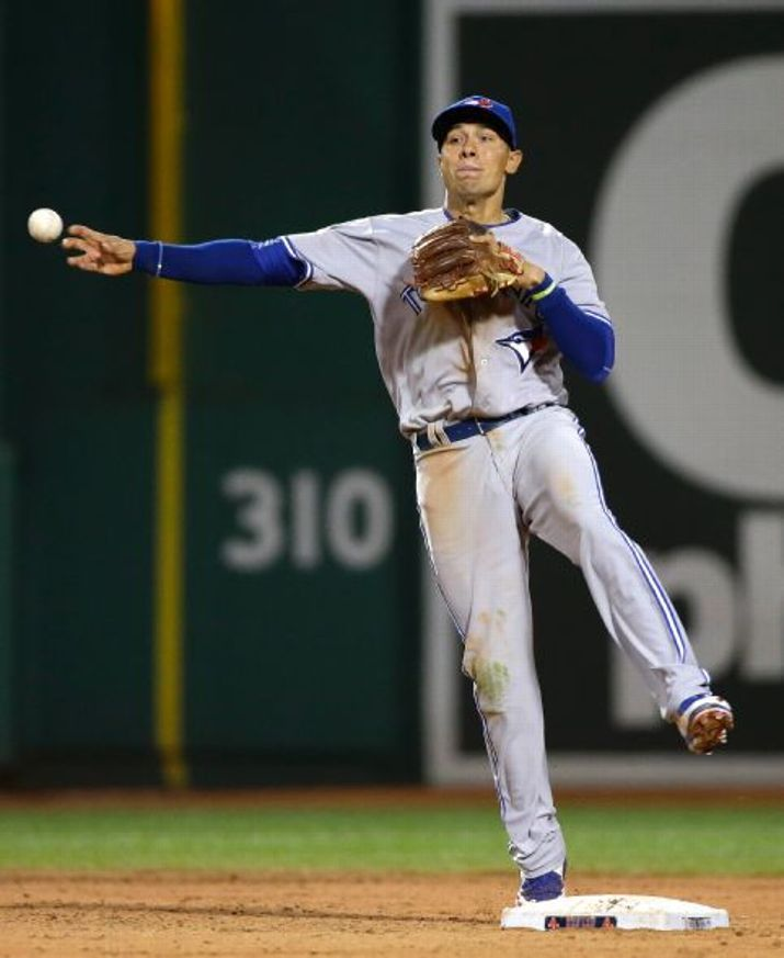 Ryan Goins, Toronto Blue Jays