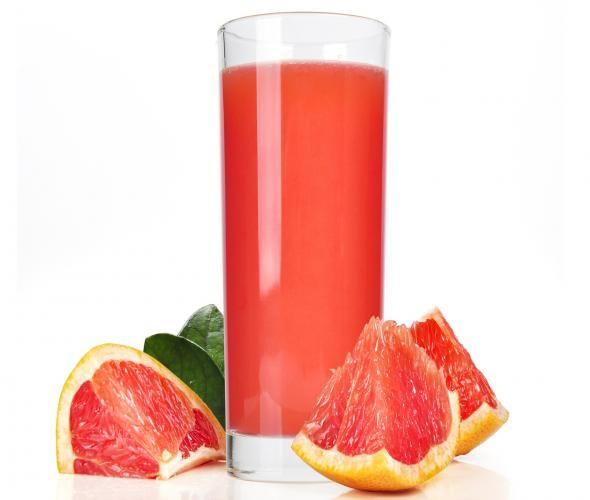 Сок из грейпфрута для похудения на ночь