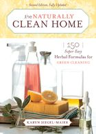 another book to read :P The Naturally Clean Home 150 Super-Easy Herbal Formulas for Green Cleaning