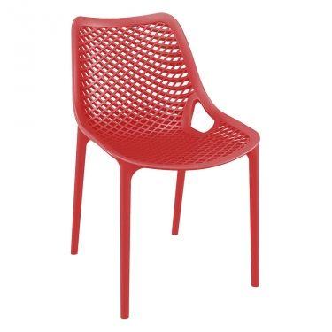 € 95,00 FRAGOLA #sconto 50% #sedia impilabile da esterno, realizzata in polipropilene e fibra di vetro. In #offerta #prezzo su #chairsoutlet.