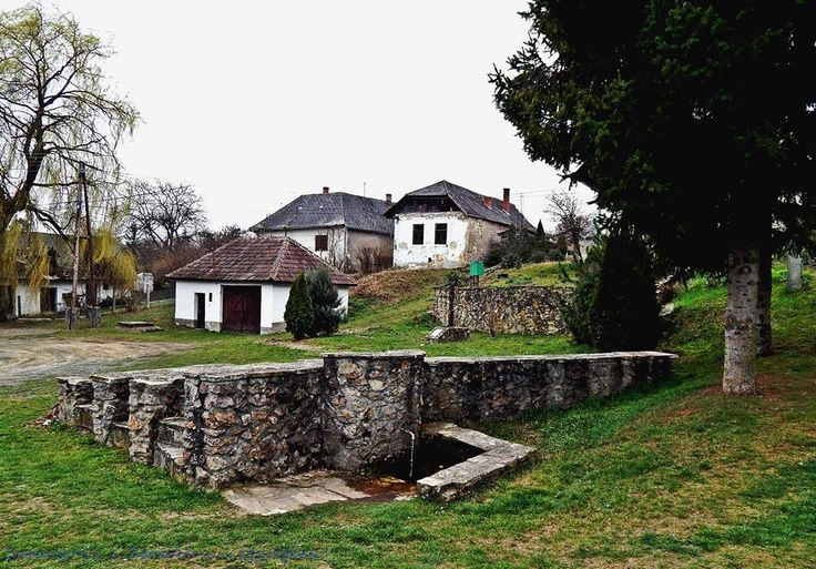 Füzérradvány, a Falu-patak forrása. Hungary