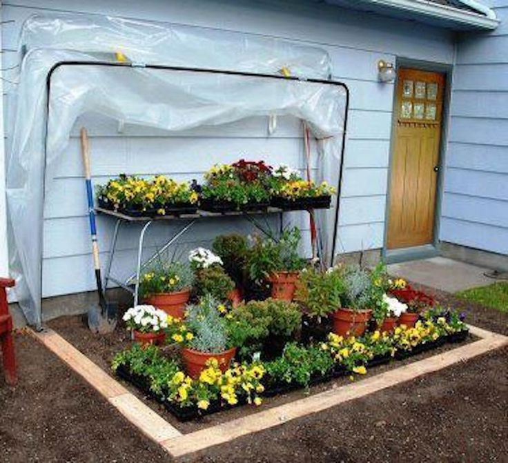 Easy Landscaping Ideas You Can Try: 21 Cheap & Easy DIY Greenhouse Designs You Can Build
