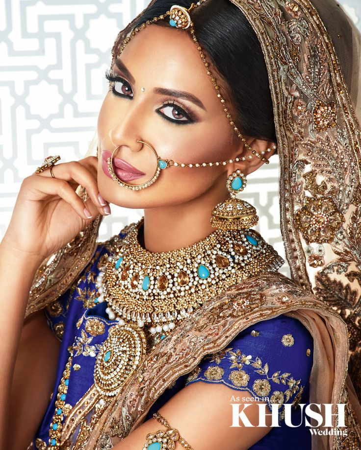 Indian Bridal Asian Bridal: 385 Best Images About Asian Bridal Hair & Makeup On