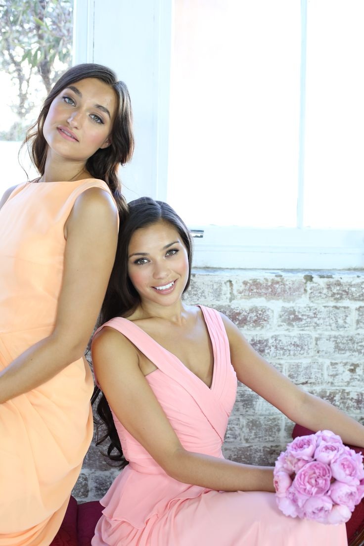 Love Pastel bridesmaid dresses? Head to STYLA & CO