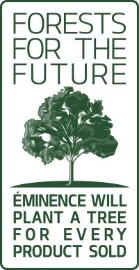 Eminence Organic Skincare - Forests for the Future Initiative: Eminence will plant a tree for every product sold!