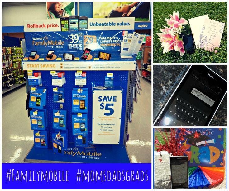 #FamilyMobile is the Perfect Gift for #MomsDadsGrads #shop