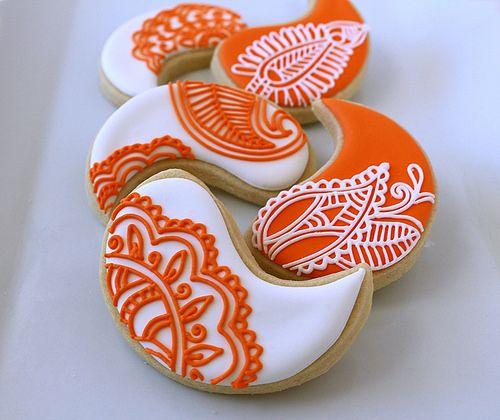Cookies Orange Chocolate