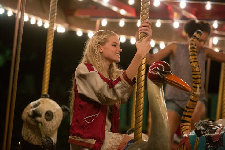 One of the cutest scenes, until of course its ruined >.> I didn't like Emma Rigby's character in this scene!