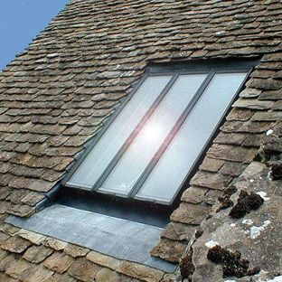 Conservation Rooflights: Conservation Roof Windows and Skylights