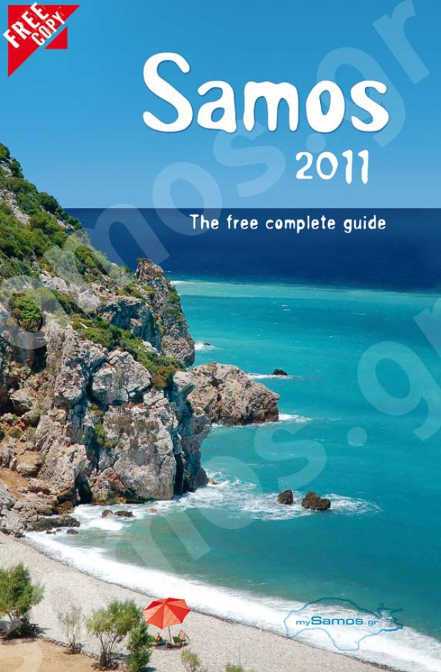 SAMOS! The free travel guide for Samos island, eastern Aegean, Greece
