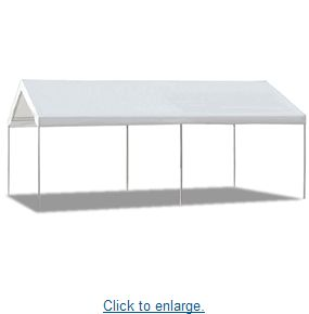 Domain 10 x 20 Carport Canopy