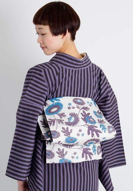 kawaii kimono : nagoya-obi