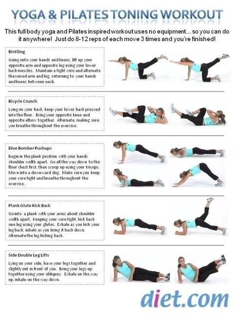 how to get better at pilates