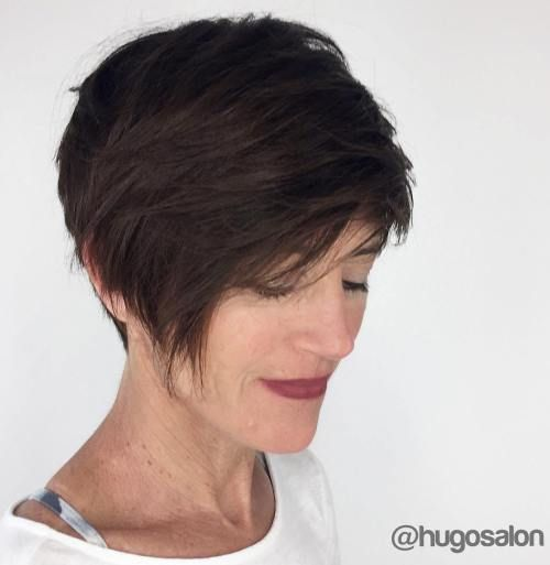 Modern Hairstyles Stunning 66 Best Modern Hairstyles For Women Over 50 Images On Pinterest